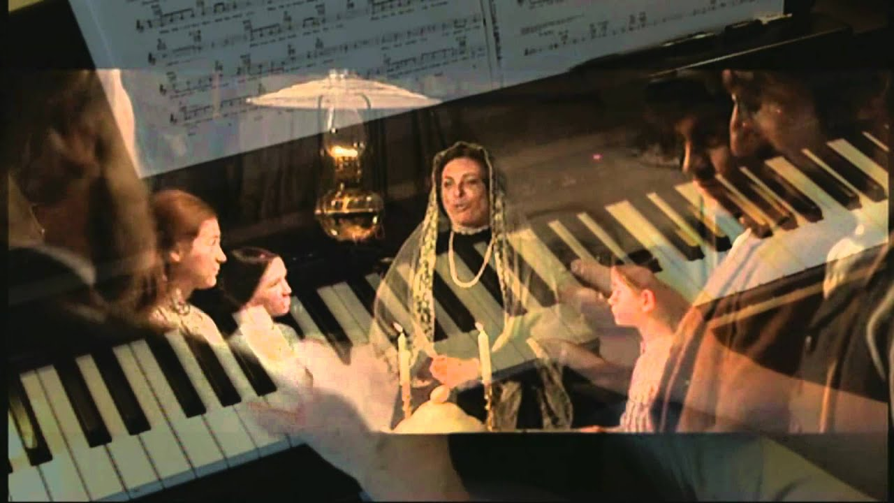 Sabbath Prayer Fiddler On The Roof Piano Youtube