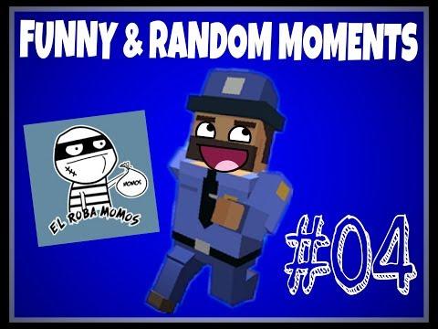 Hide.io || FUNNY & RANDOM MOMENTS || #04