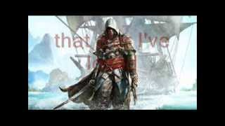 AC IV Black Flag  Anne Bonny the parting glass lyrics