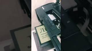 Печать на натуральной ткани