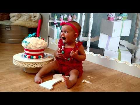 Aubrey does not like cake!