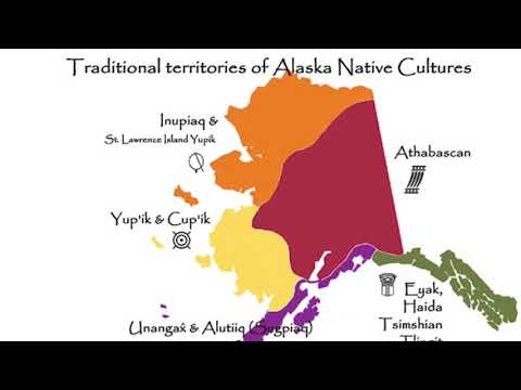 Scott Irwin and the Native American Cultural Regions of the Arctic