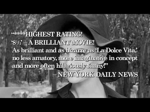 Federico Fellini's 8½ | HD trailer (restored)