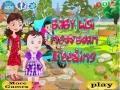 Baby Lisi Game Movie - Baby Lisi Newborn Feeding – kids game