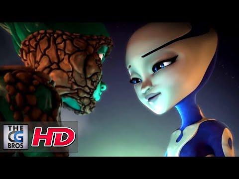 "CGI **Award-Winning** 3D Animated Short: ""Nova"" - by The Animation School"