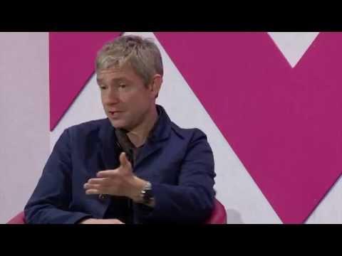 Martin Freeman in Conversation with Mark Lawson