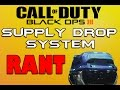Everything Wrong With The Supply Drop System (Black Ops 3)