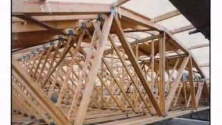 Minera Roof Trusses