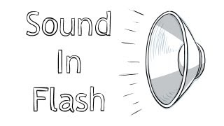 Sound/Audio in Flash