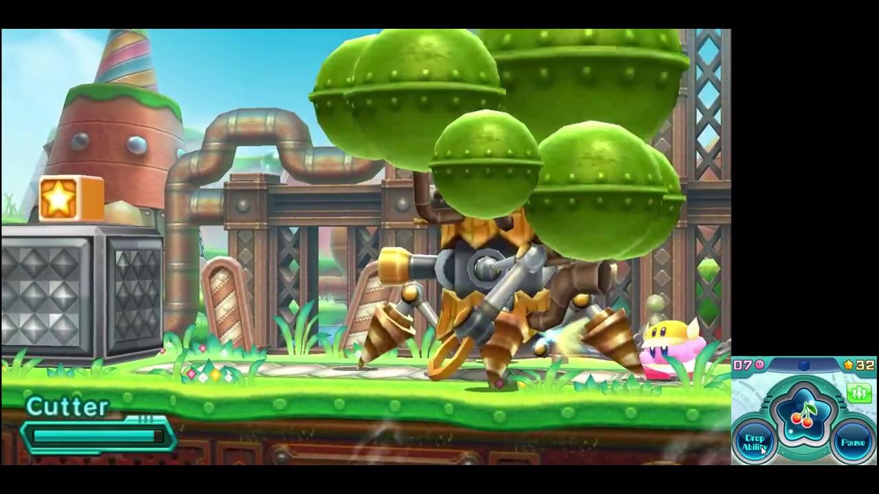 Emulação - Kirby - Planet Robobot jogável no Citra (Bleeding Edge 0 1 234)