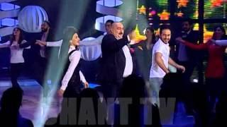 Ամանորը Շանթում/New Year In Shant TV 2014 - ververi/վերվերի