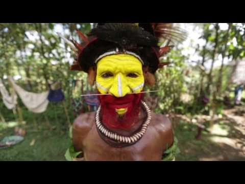 HIGHLANDS  Travel Together through Papua New Guinea with USTOA and Swain Destinations 1