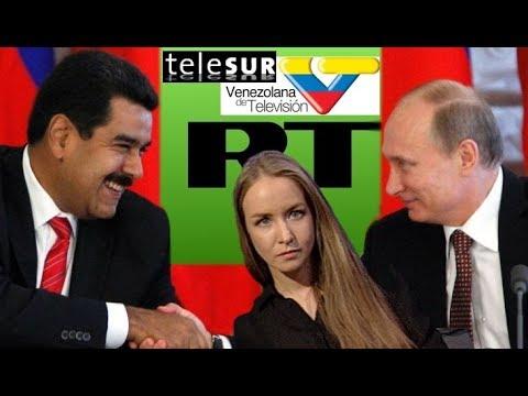 """Chavistas Felices con la Victoria de Putin, ven """"Democracia Modelo"""" en RUSIA y CHINA!"""