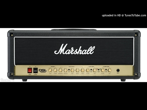 Marshall dsl100h with impulses in a mix saratoga tras las rejas cover