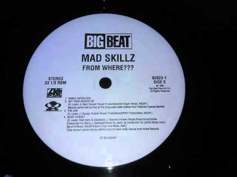 Mad Skillz - Move Ya Body (DJ Clark Kent Prod. 1996)