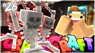 A SPOOKY SECRET DUNGEON UNDER MY HOUSE? | EP 26 | Crazy Craft 3.0 (Minecraft Youtuber Server)