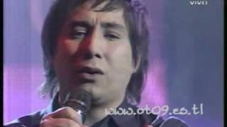 Operacion Triunfo 2009: Gala 14 - Cristian: Porque aun te amo