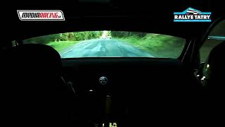 Rally Tatry 2019 - J. Béreš - L. Šintal - RS 5