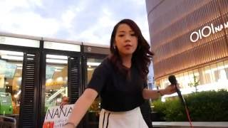 NANA「伝えたくて…」(オリジナル)配信準備手間取るVer 2016/09/08 大阪 ...