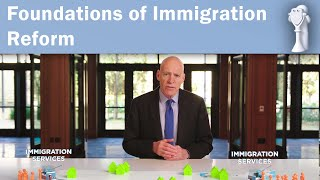 Gambar cover Foundations of Immigration Reform with Edward P. Lazear: Perspectives on Policy