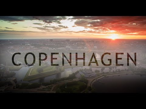 Travel Copenhagen in a Minute - Aerial Drone Video | Expedia