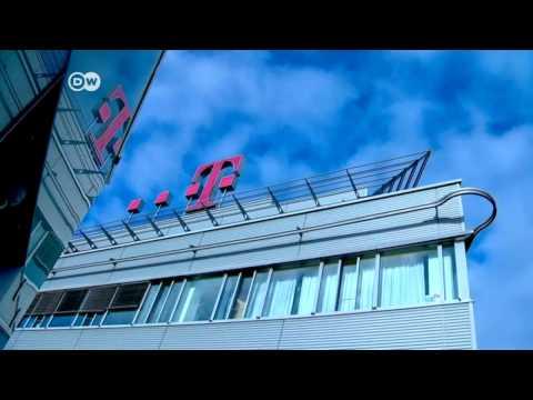 Ataque de malware a Deutsche Telekom