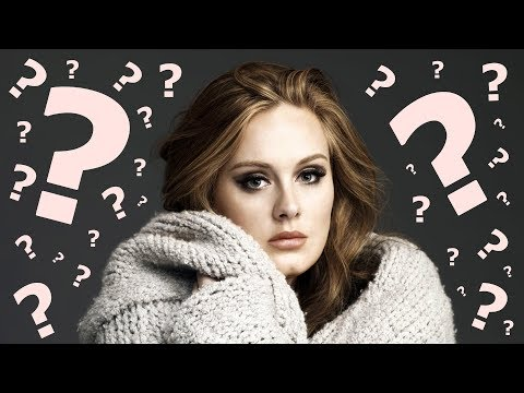 Guess The Song - ADELE