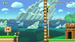 Impossible by Christian ~ NEW WORLD RECORD SPEEDRUN! 一SUPER MARIO MAKER一 No Commentary