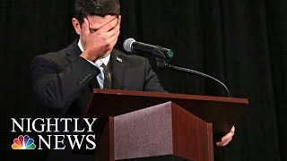 GOP Health Care Bill On Life Support As Many GOP Lawmakers Hold Out | NBC Nightly News