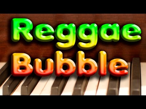 How To Play a Reggae Organ Bubble