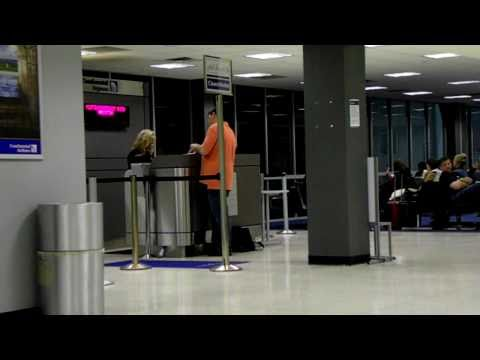HD DAL New Continental Airlines Gates Dallas Love Field Terminal 1