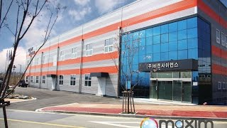 Download Video Vision Science Contact Lens Factory in South Korea MP3 3GP MP4