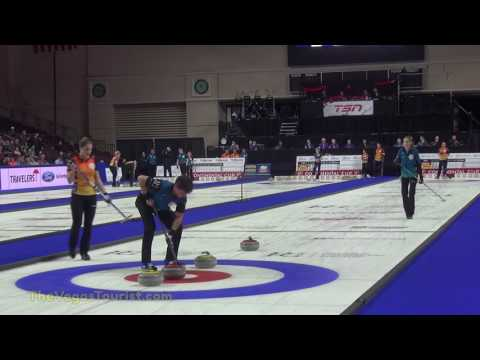 Chess on Ice - 2017 WORLD FINANCIAL GROUP CONTINENTAL CUP LAS VEGAS