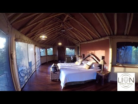 My First Time in Africa: Tarangire Treetops