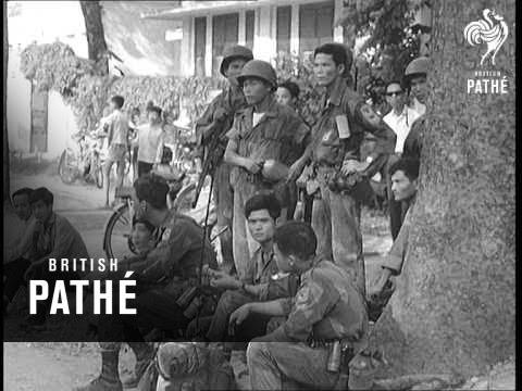 Unrest In South Vietnam - General Khahn Survives Coup De Etat In Saigon (1965)