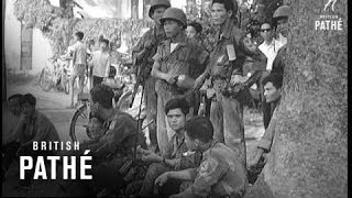 Unrest In South Vietnam - General Khahn Survives Coup De Etat In Saigon (1965)