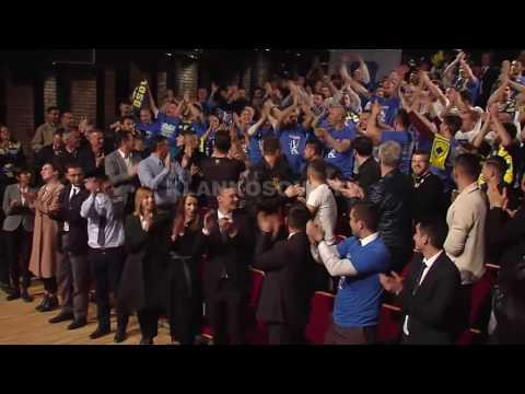 Befasia emocionuese për futbollistët kosovarë - 24.03.2017 - Klan Kosova