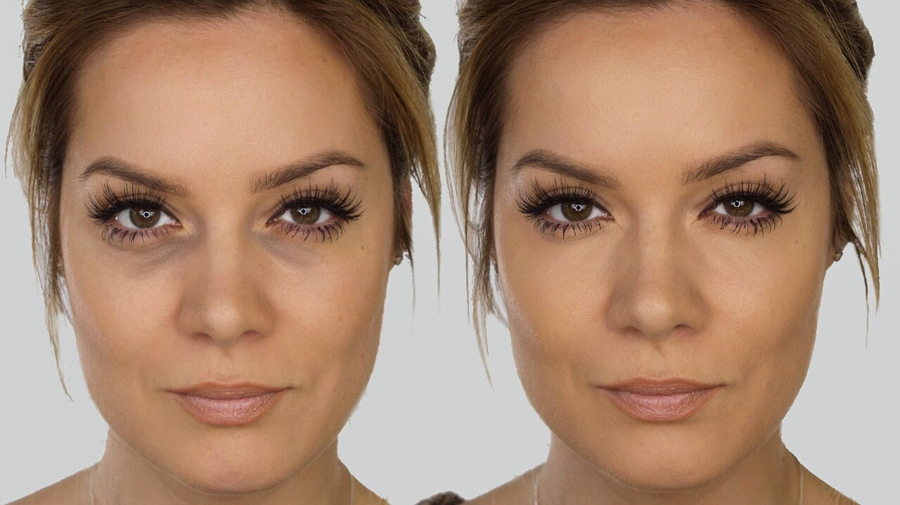 How To Cover Up Your Dark Circles With Makeup Makeupgenk