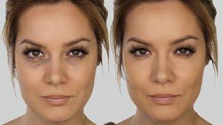 How To Cover Dark Circles / Pigmentation   Shonagh Scott   ShowMe MakeUp