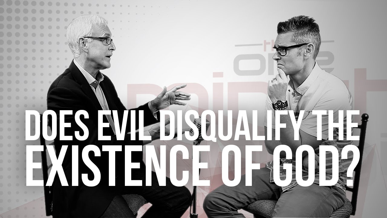 Evil and the existence of god