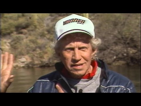 Porter Wagoner and Floyd Preas small mouth bass fishing
