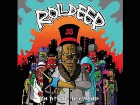 Roll Deep - Shake A Leg