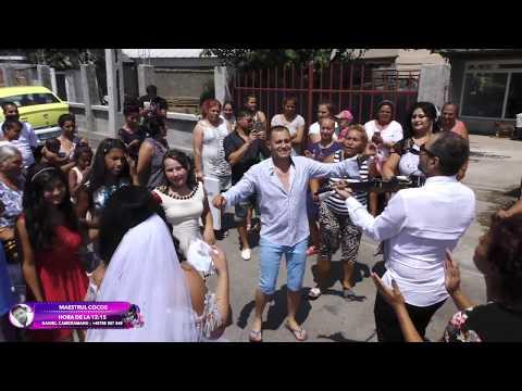 Maestrul Costel Cocos - Hora de la 12:15 Nunta Mogosoaia New Live 2017 byDanielCameramanu