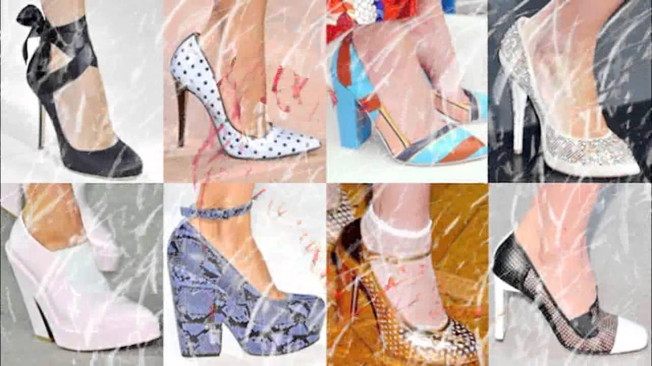 Летняя женская обувь - сандали (Aliexpress) - YouTube