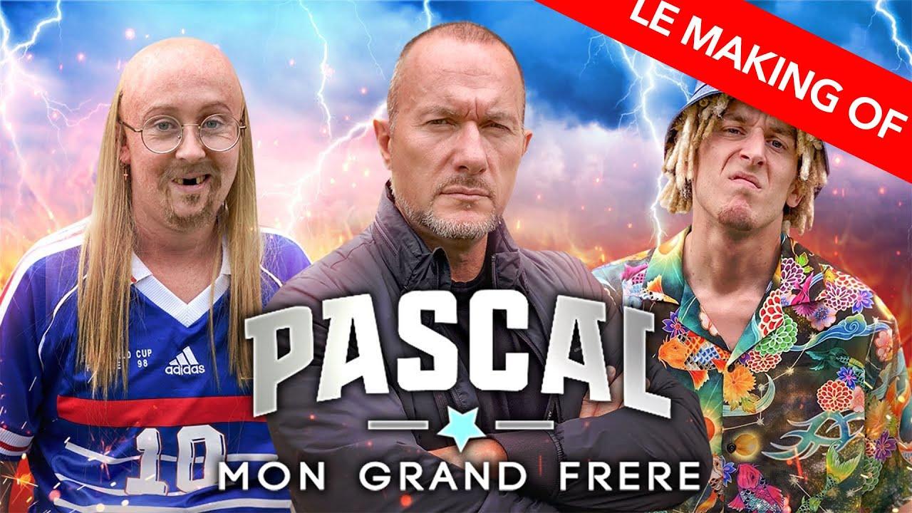 Pascal Mon Grand Frère 2 - Le Making Of @Le Monde à L'Envers