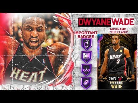GALAXY OPAL DWYANE WADE GAMEPLAY! THE PERFECT CARD! NBA 2k20 MyTEAM