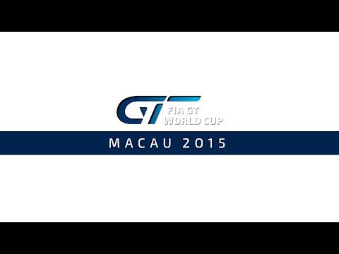 FIA GT World Cup 2015 Macau ENG