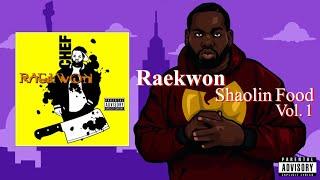 Raekwon - Shaolin Food Vol. 1 (Full Album) (2021)