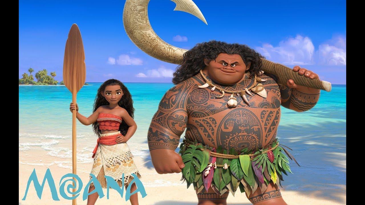 Moana (2016) โมอาน่า ผจญภัยตำนานหมู่เกาะทะเลใต้ เต็มเรื่อง