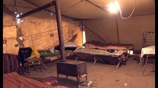 Նորապատում 11 ընտանիք շարունակում է գիշերել վրանում
